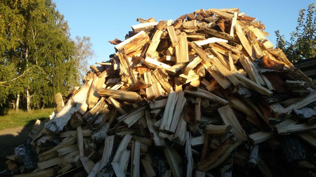 дрова в Омске