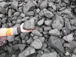 уголь каменный марки Д обогащенный 60-130мм
