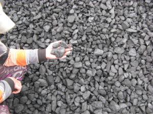 уголь марки ДО 25-50 длиннопламенный отборный
